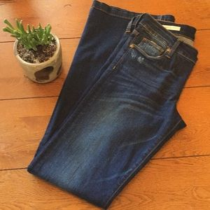 Kut from the kloth jeans Chrissy Flare size 4
